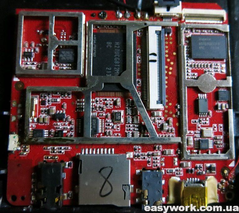 Плата навигатора TENEX 70AN PRO (фото 1)