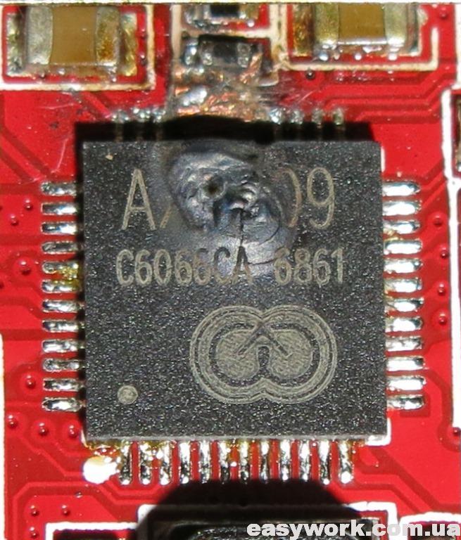 Микросхема AXP209