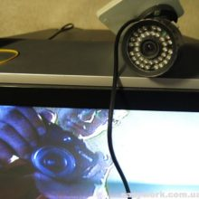 Ремонт видеокамеры Light Vision VLC-170W (исчезает изображение)