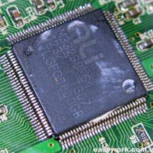 Замена процессора Ali M3329C в тюнере ORTON 4100C