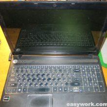Ноутбук Emachines E442-PEW86 (нет изображения)