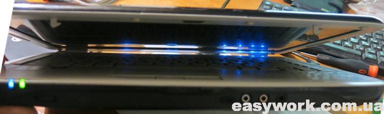 Действие ноутбука при закрытии крышки (фото 2)