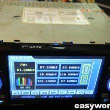 Ремонт магнитолы Pioneer AVH-P4550 (нет изображения)