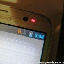 Смартфон Lenovo A850 — повторная замена micro-USB