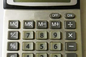 Осмотр калькулятора CASIO MS-80V (ремонт)