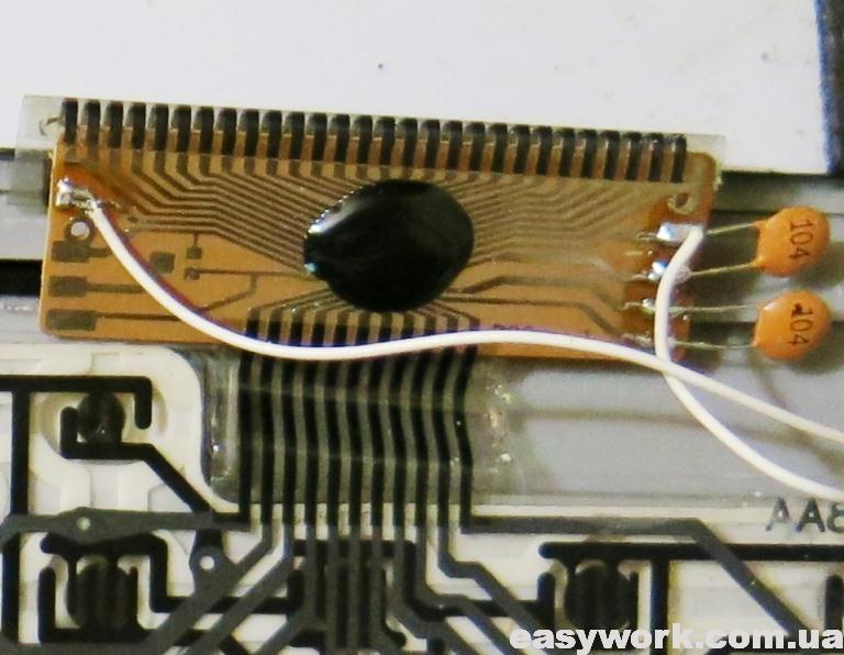 Микросхема-капля