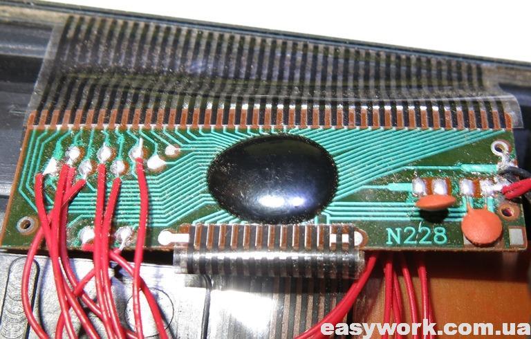 Микросхема на плате