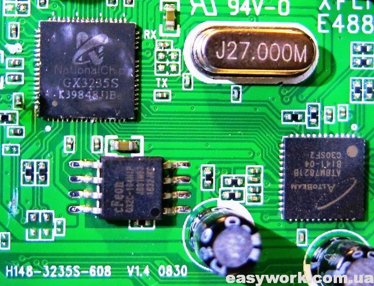 Процессор GX3235S