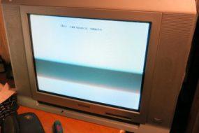 Ремонт телевизора  THOMSON 21DCV12KH (не включается)