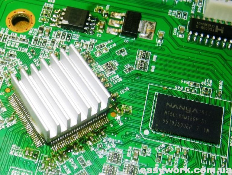 Пропайка процессора