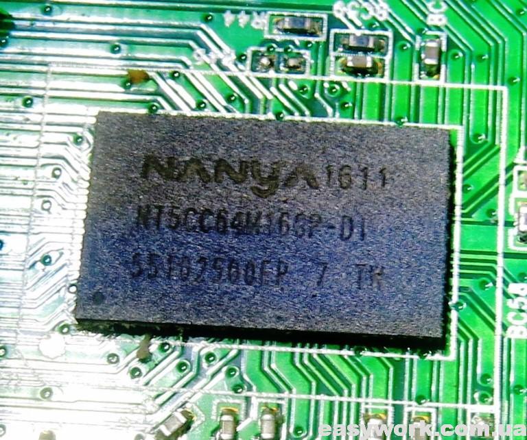 Микросхема памяти SDRAM