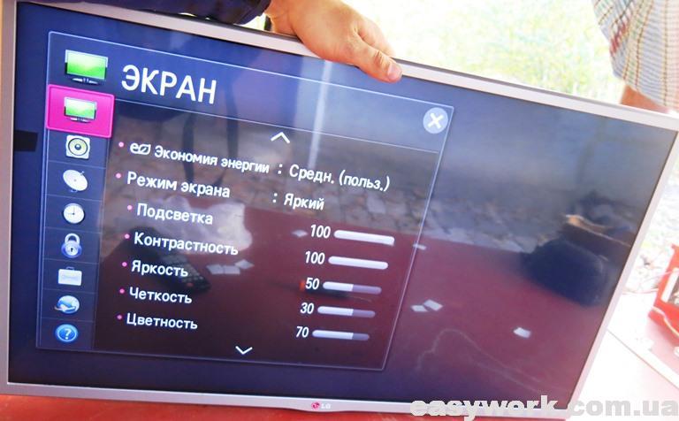 Отремонтированный телевизор LG 32LB570V-ZJ