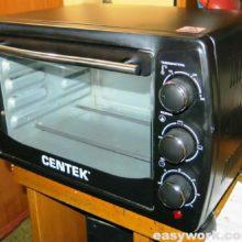 Ремонт духовки CENTEK CT-1536-20 (плохо греет)