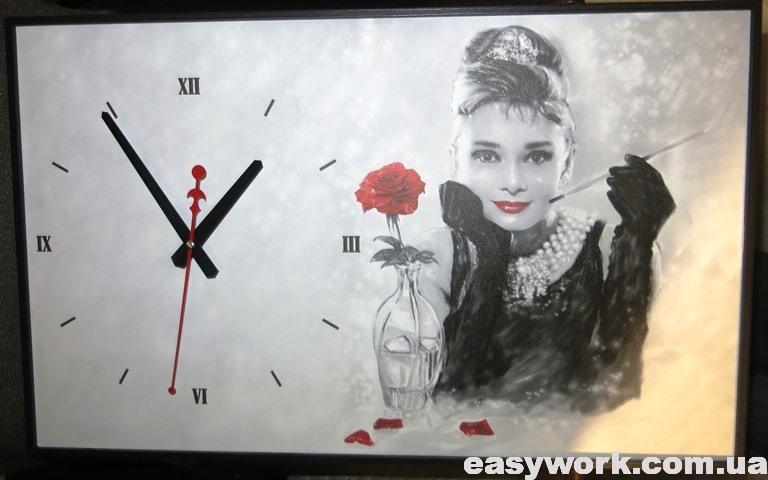 Настенные часы Top Posters BL-1007
