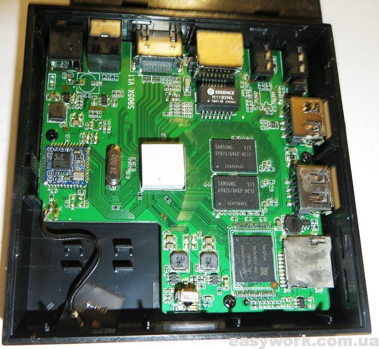 Плата S905X V1.1