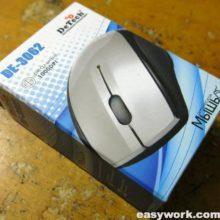 Ремонт компьютерной мышки DeTech DE-3062