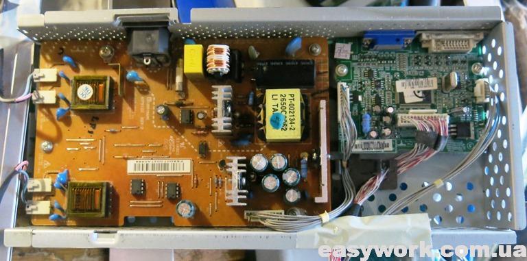 Внутреннее устройство LG L1953TR