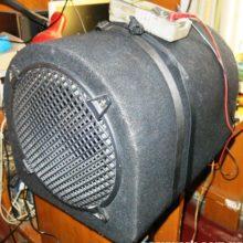 Ремонт сабвуфера Prology AT-1200 (подали 24 В)