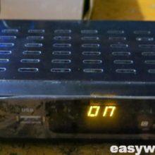 Ремонт Т2 тюнера ALPHABOX T24 (нет приема, кнопки)
