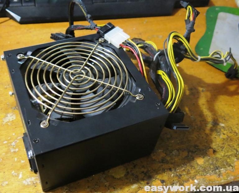 Компьютерный блок питания ATX Kinghun JX-H500A