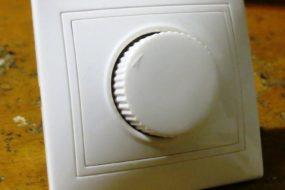 Ремонт диммера TDM ELECTRIC (не работает)