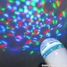 Ремонт диско лампы (LED лампа)