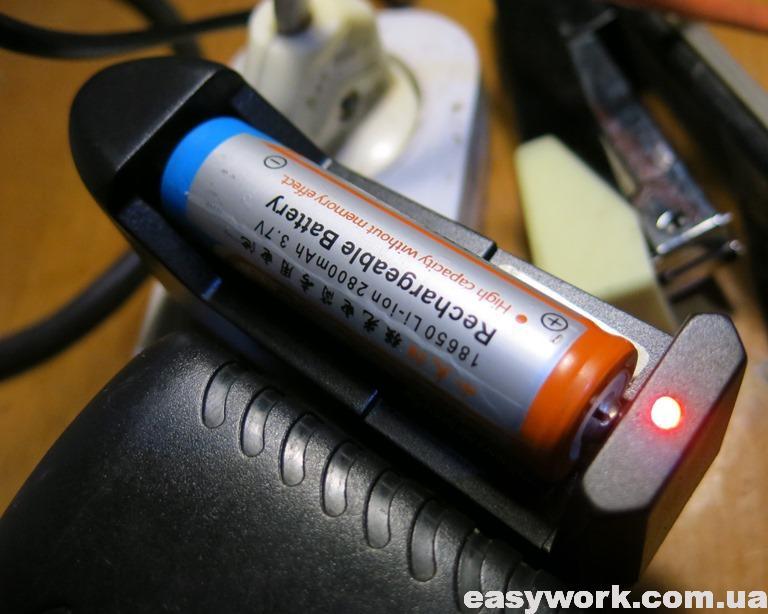 Отремонтированное зарядное устройство HD-0688