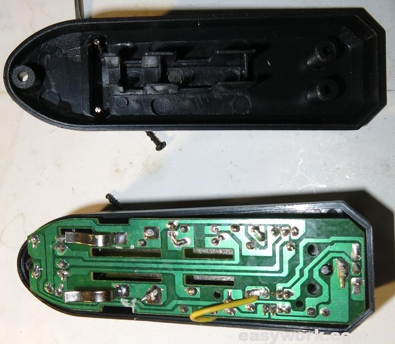 Внутреннее устройство зарядного устройства HD-0688
