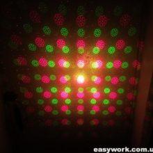 Ремонт лазерного проектора №2 (не вращается)