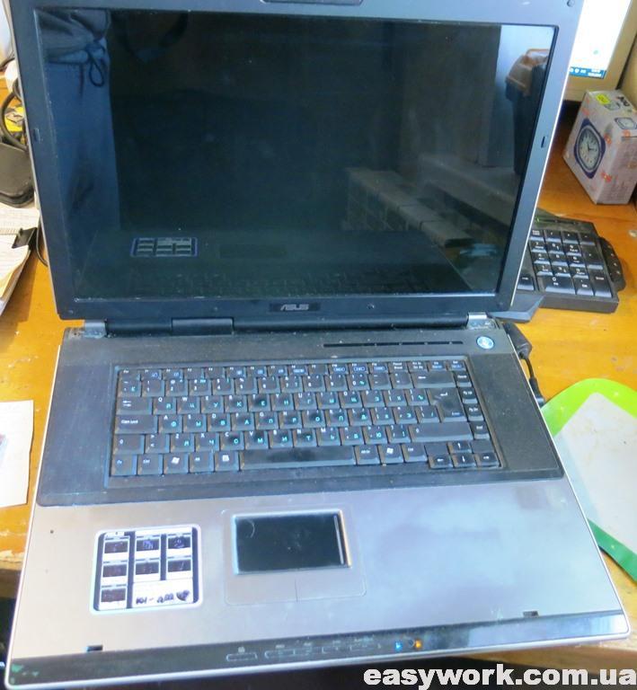 Ноутбук ASUS A7J
