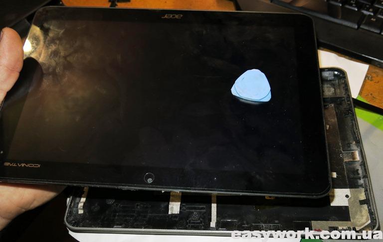 Разборка планшета (фото 2)
