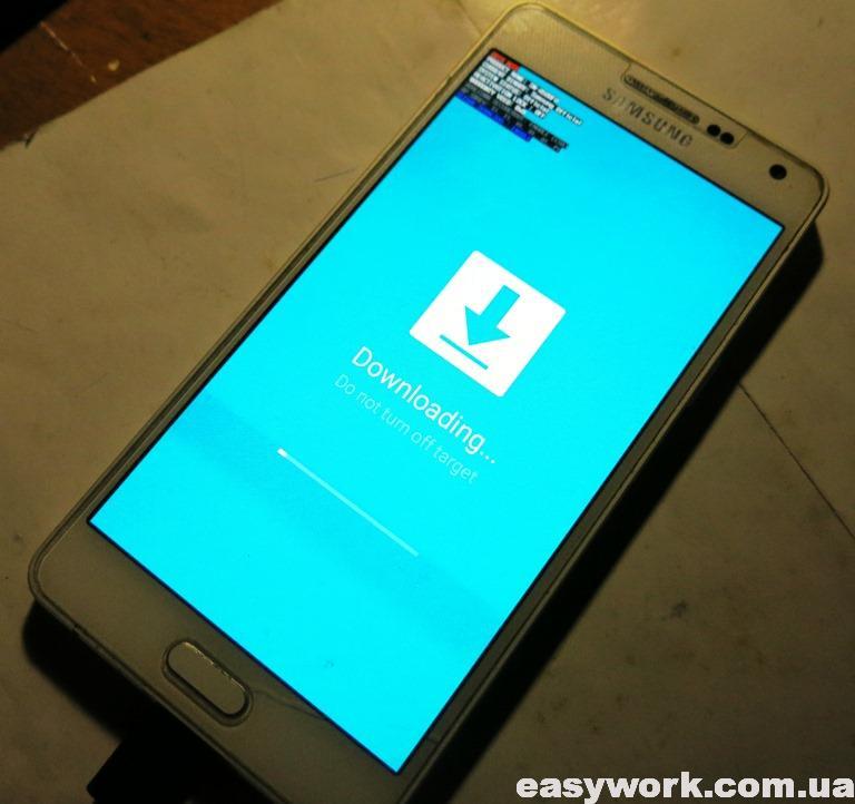 Прошивка смартфона SAMSUNG SM-A500FU
