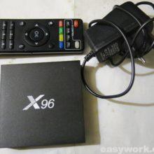 Прошивка приставки X96 (OTT TV BOX)