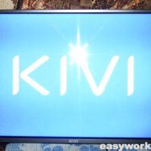 Ремонт телевизора KIVI 32HB50GU (не включается)