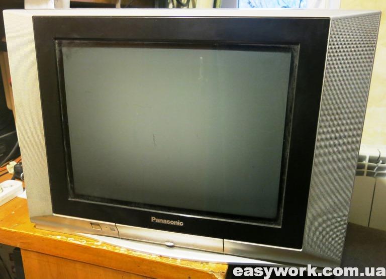 Телевизор PANASONIC TC-21FG10T
