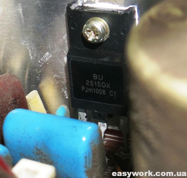 Транзистор BU2515DX