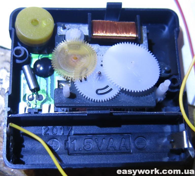 Механизм часов (фото 1)