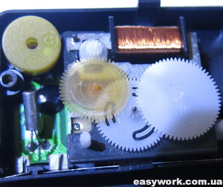 Механизм часов (фото 2)