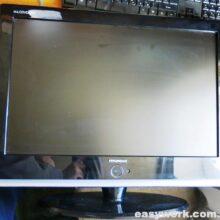 Осмотр телевизора Hyundai H-LCDVD2200 (не включается)