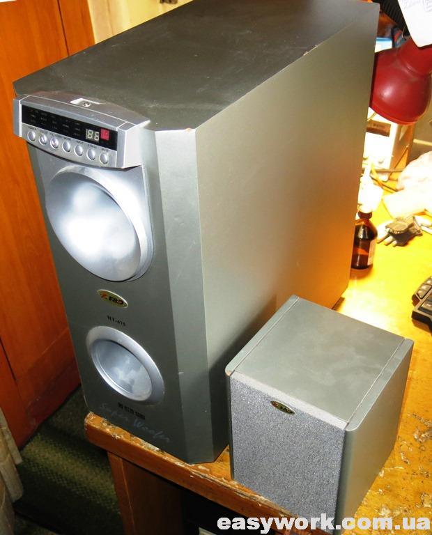 Акустическая система F&D HT-475
