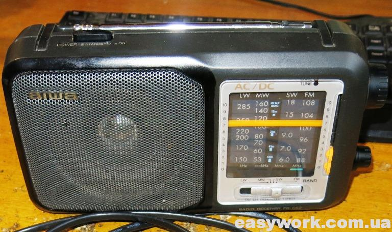 Радиоприемник Aiwa FR-C52 EZ