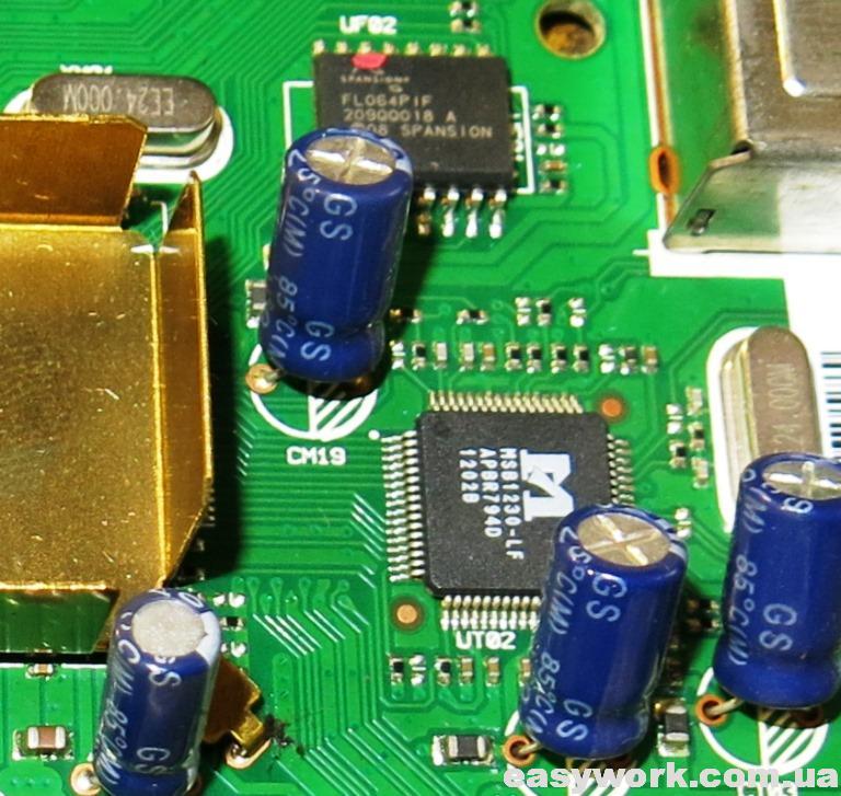 Микросхема флеш-памяти
