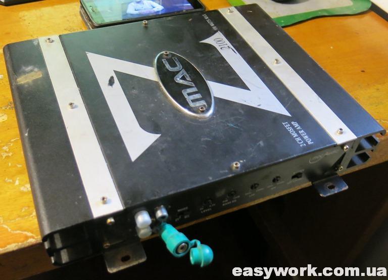 Усилитель Mac Audio Z 2100