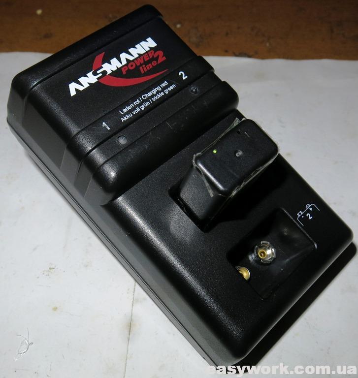 Зарядное устройство ANSMANN Powerline2