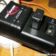 Не работает зарядное устройство ANSMANN Powerline2