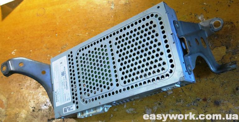 Усилитель звука Lexus RX450h 86100-0E150 GM-4428