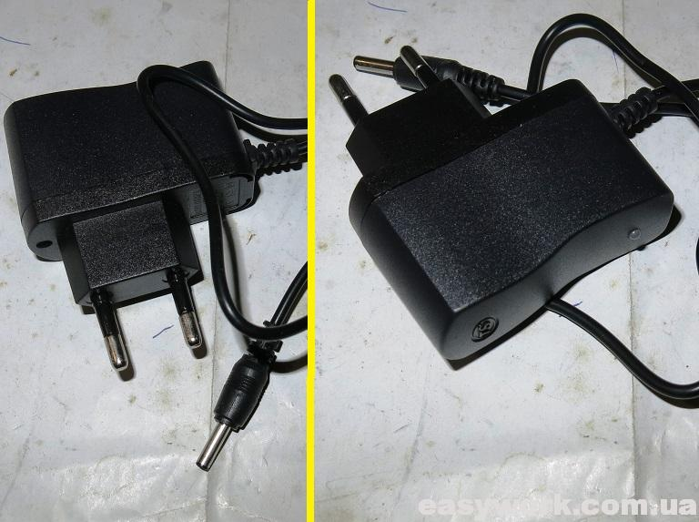 Зарядное TRAVEL CHARGER 4.2V