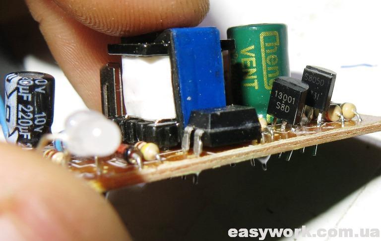 Неисправные транзисторы