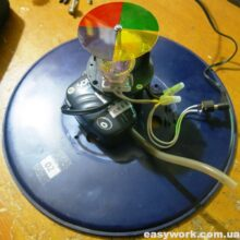 Ремонт компрессора для аквариума Sonic 108