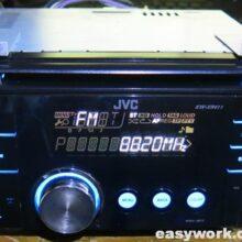 Ремонт магнитолы JVC KW-XR411 (EJECT и выключается)